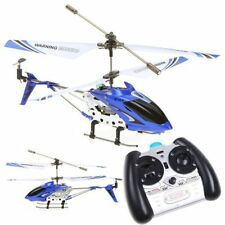 Syma S107G 3-Channel 3.5CH Mini Remote Control RC Helicopter Gyro Genuine LED SP