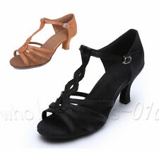 New Brand New Women's Ballroom Latin Tango Dance Shoes heeled Salsa 230