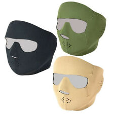 Viper Special Ops Mask. Green or Sand