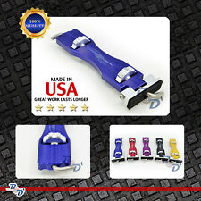 Blue PDR Door Jammer Paintless Dent  Auto Body Hail Ding Tools