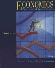 Economics : Principles and Applications by Marc Lieberman and Robert E. Hall...
