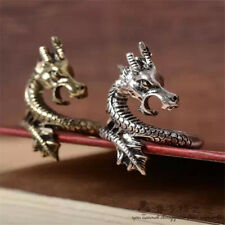 New Women's Fashion Personality Exaggerated Surrounded By Dragon-shaped Ring