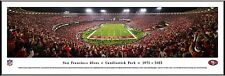 San Francisco 49ers Candlestick Park Panoramic NEW