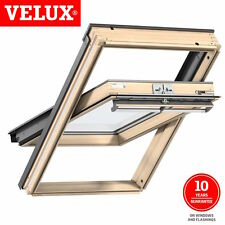 Velux Roof Window Centre Pivot Pine Velux Window GGL 3070 Select Size