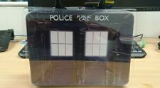 DOCTOR WHO TOP TRUMP CARD GAME SPECIAL EDITION TARDIS COLLECTORS TIN - CLEARANCE