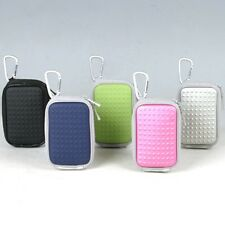DIGITAL CYBER PAD CASE Moisture Water Resistant Compact Camera Cover Bag Colors