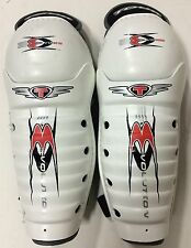 "Tour Evolution EVO 6000 Inline Hockey Shin Pads / Guards 12"" 2004 - HIS"