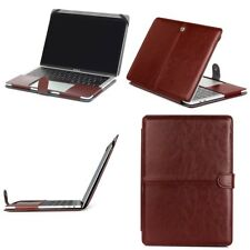 "For Macbook Pro 13"" A1706/1708/15"" A1707 2016 PU Leather Laptop Sleeve Bag Case"