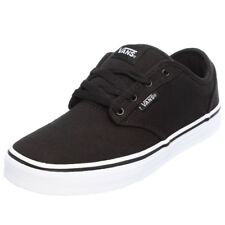 Vans Vans Boys Atwood Black/white in Black