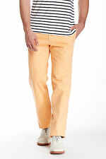 Peter Millar Raleigh Flat Front Washed Pant, 100% pima cotton, 32X36, 33X36 $125