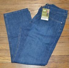 Lee Premium Select Relaxed Straight Leg Denim Jean Size 40 by 32