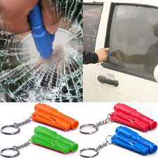 New Car Auto Emergency Safety Hammer Belt Window Breaker Key Chain Escape Tool