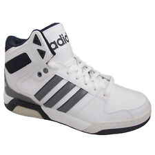 Mens Adidas BBTIS Hi Top Adidas Trainers New Lace Up Boots