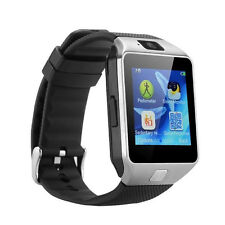 Bluetooth DZ09 Smart Watch Camera SIM Slot For Android iOS HTC Samsung iPhone