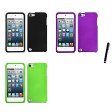 For Apple iPod Touch 5th 6th Gen Snap-On Hard Case Skin Accessory Stylus Pen