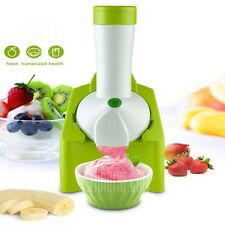 Multi-functional Electric Frozen Fruit Maker  -  GREEN