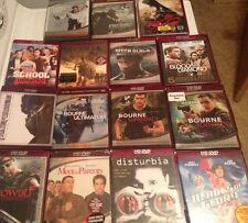 HD-DVD YOU CHOOSE from 15 Movies like Bourne Transformers Beowulf Troy 300