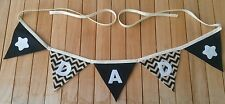 #PBbl PERSONALISED NAME Customized BUNTING Banner Garland Wall decor handmade