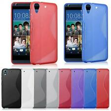 Soft TPU Case Phone Cover Rubber Back Skin for Htc Desire 626 626s