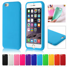 Silicone Cute Candy Rubber Gel TPU Case Cover for Samsung Galaxy iPhone