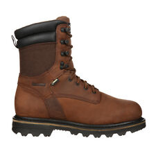 Rocky Cornstalker Mens Brown Leather Goretex Insulated Hunting Boots