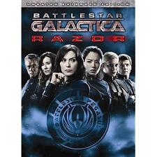 Battlestar Galactica: Razor (DVD, 2007, Unrated Extended Director's Cut)FREE SHP