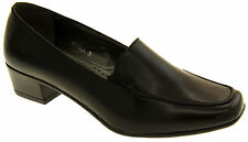 Womens Annabelle Faux Leather Comfortable Office Court Shoes Sizes 3 4 5 6 7 8