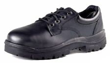Steel Blue EUCLA Derby Lace up Steel Cap Safety Shoe