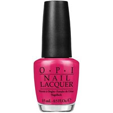OPI Nail Lacquer Selection F Natural Drying Nail Polish 15ml