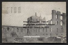 Scarce MD postcard lot - Baltimore - Catonsville - St Charles College fire 1911