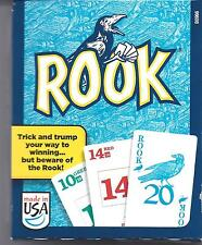 1-Rook Card Game~Quality~Card Game From the Makers of Hasbro~Made In USA