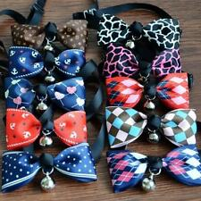 Elegant Necktie Bow Tie Clothes For Dog Puppy Bowknot Small Dog Cute New Cat