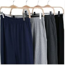 Men's Trousers Long Pants Hip-hop Thin Casual Pants Male Runners Trousers Mens P