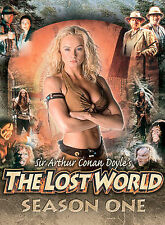 The Lost World -Complete Season 1 (Dvd, 2003, 6 Disc) NEW