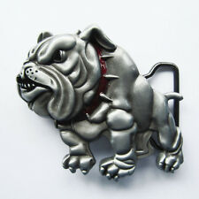 Men Belt Buckle Western Bulldog Belt Buckle Gurtelschnalle Boucle de ceinture
