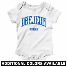 Daejeon Korea One Piece - Baby Infant Creeper Romper NB-24M - Gift South Korean