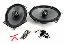 Kicker 11KS68 6x8 Inch 2-Way KS Series Coaxial Speakers