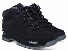 Timberland A18DM Euro Sprint Hiker Mid Men's Black  Boots