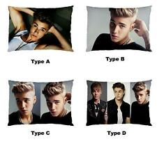 "New Justin Bieber Photo Pillow Case 30"" x 20"""