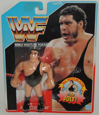 Rare Mint WWF Hasbro US 1990 ANDRE THE GIANT Wrestling Figure Vintage WWE MOC