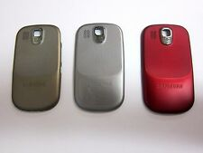 B-Stock OEM Samsung Flight SGH-A797 Back Cover Battery Door in Red/Gold/Silver