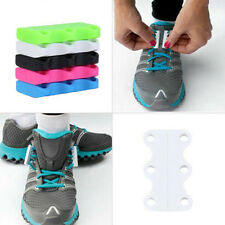 1 Pair Novelty Sneaker Closure No-Tie Magnetic Casual Shoelace Shoe Buckles Hot