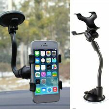 360°Rotating Univer Car Windshield Mount Holder Stand Bracket for Cell Phone PG