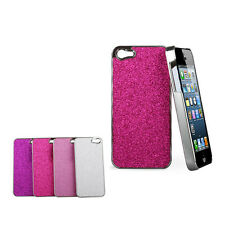 Hard Bling Plating Skin Shockproof Cover Case Protector for Apple iPhone 5 5S SE