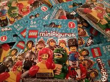 Lego 8805 Series 5 Minifigures New in Factory Sealed packets choose your figure