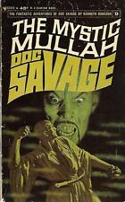 DOC SAVAGE #9, The Mystic Mullah by Kenneth Robeson