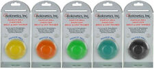 Isokinetics Inc. Hand Exercise Squeeze Ball - Round - 5 Resistance Levels