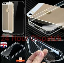 New Ultra Thin Silicone Gel Slim Rubber Soft Case For Iphone5/5s {lq735