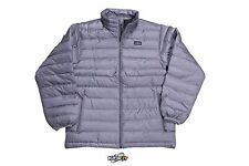 Patagonia Boys Down Sweater Jacket Grey 68243 Size Large