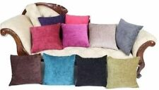 Zfoam Chenille Fabrics Cushion Cover Set Of 2